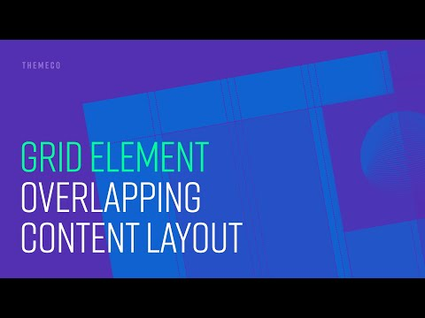 CSS Grid: Overlapping Content Layout (Advanced)