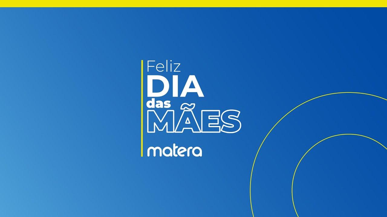 Matera realiza ação de Dia das Mães à distância durante quarentena.
