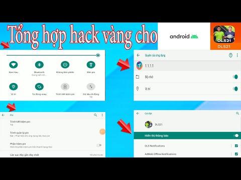 cách hack tiền game dream league soccer - hướng dẫn hack vàng hiệu quả trên dls 2021 cho Android mới nhất