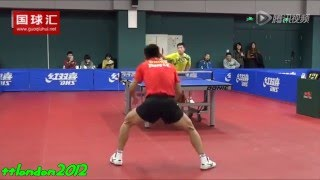 Zhang Jike vs Fan Zhendong (Chinese Trials 2016)