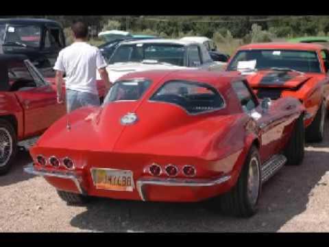 Fredricksburg Classic Car  Auction  2007