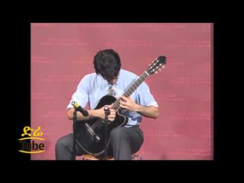 Best Guitar Player Amin Toofani At Harvard University