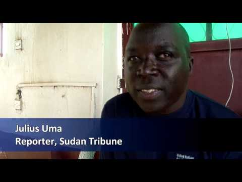 Sudan: Reporting for Human Rights Workshop, June 2010