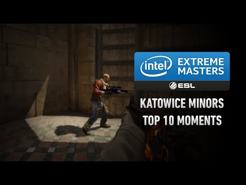 Top 10 Moments From IEM Katowice Minors