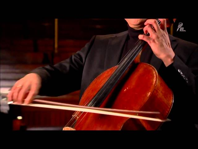 Bach Cello Suite No1 - Prelude