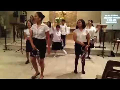 EL SHADDAI PARIS WORSHIP DANCE MINISTRY..