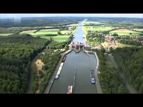 Die Elbe -  Von Schnackenburg bis Hamburg 2012