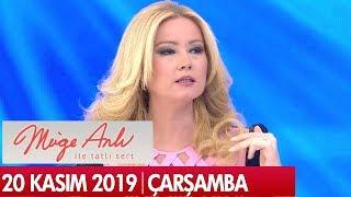 Müge Anlı ile Tatlı Sert 20 Kasım 2019  - Tek Parça