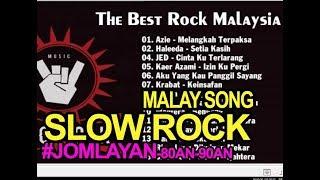 SLOW ROCK SONG | THE BEST MALAYSIA 80an ,90an  - LAGU JIWANG MELAYU