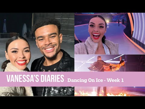 VANESSA'S DIARIES    DANCING ON ICE    WEEK OF FIRST LIVE SHOW Mp3