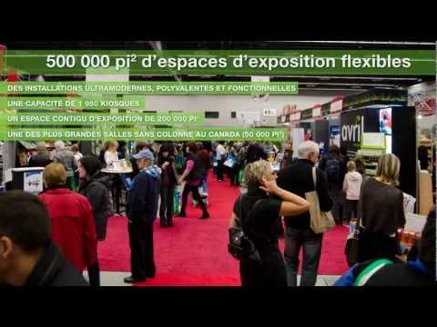 Organisez votre prochaine exposition publique au Palais des congrès de Montréal