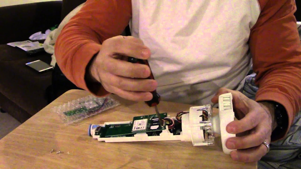 how to replace network module on simplisafe security alarm youtube. Black Bedroom Furniture Sets. Home Design Ideas