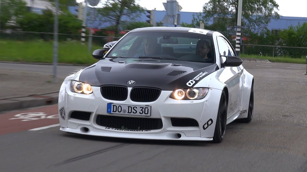 liberty walk lb performance bmw e92 m3 youtube. Black Bedroom Furniture Sets. Home Design Ideas