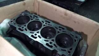 Ремонт двигателя Hyundai Santa Fe Ч. 2
