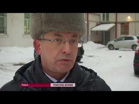 Одной ветхой крышей в Томске сегодня стало меньше