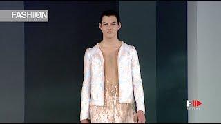 ALBENIZ Spring Summer 2014 080 Barcelona - Fashion Channel