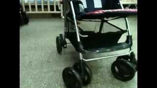 Коляска Everflo E-210(Детский интернет магазин http://kpoxa74.ru Прогулочная коляска EVERFLO E-210 рекомендована для детей с шести месяцев...., 2013-05-18T17:15:06.000Z)
