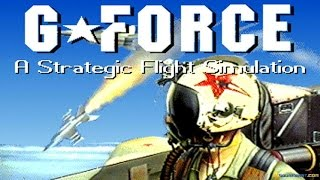 G-Force gameplay (PC Game, 1993)