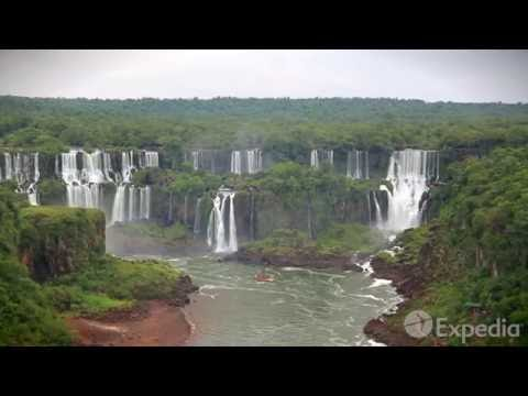 Iguazu Falls Vacation Travel - An unforgettable destination