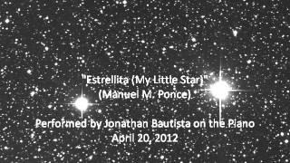 Jonathan Bautista - Estrellita (My Little Star) - Stereo