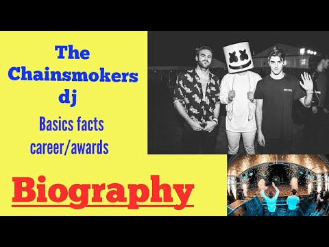 The Chainsmokers Biography    Basics Facts    Career    Awards