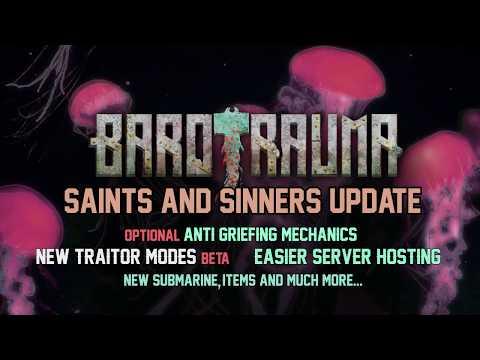 Barotrauma download for mac