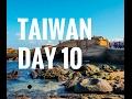 TAIWAN // Day 10 (+11) Taipei // Din Tai Fung & Yehliu Geopark