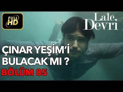 Lale Devri 85. Bölüm / Full HD (Tek Parça) - Çınar Yeşim'i Bulacak Mı ?