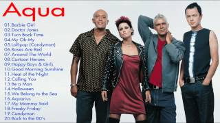 Aqua Greatest Hits playlist    Best Songs Of Aqua playlist (MP4/HD)