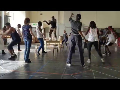 """Show Boat - """"Can't Help Lovin' Dat Man"""" - exclusive London musical rehearsal video"""