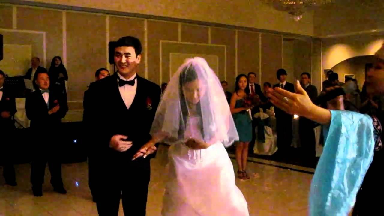 Видео киргизская свадьба