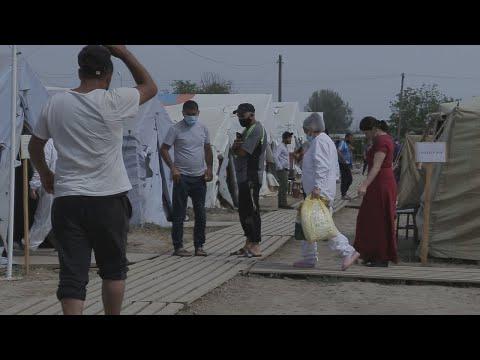 Дагестан: более 400 азербайджанцев остаются на границе