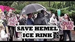 Planet Ice Skating Rink Saved by Protestors in Hemel Hempstead