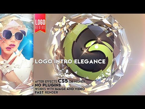 Logo Intro Elegance - After Effects template - 동영상