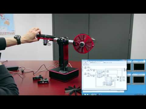 Complete Aerospace and Mechatronics Solution with the Quanser Aero