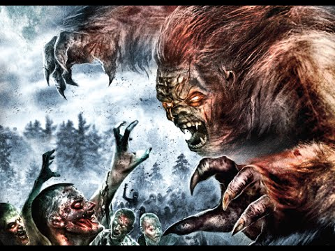 bigfoot vs zombies official trailer youtube