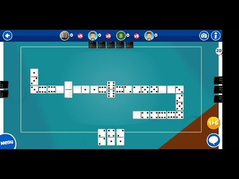 Domino Online (by Playspace) - Board Game For Android And IOS - Gameplay.