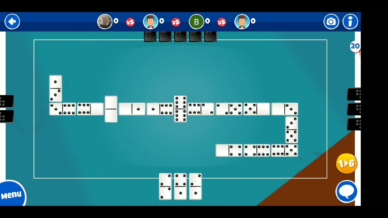 Domino Online By Playspace Board Game For Android And Ios Gameplay Youtube