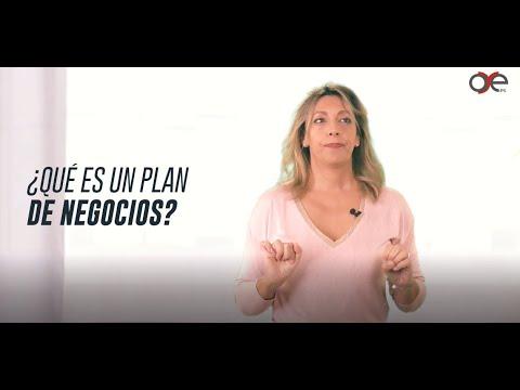 Tutorial dos: ¿Cómo hacer un Business Plan en cinco pasos?. Parte 1.