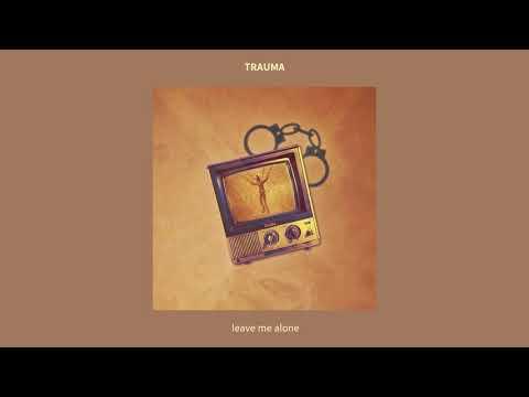 CITY ALONE - Trauma (feat. keeptight) [Lyric Video]