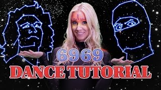 NSP 6969 Dance Tutorial | Maxine Hupy