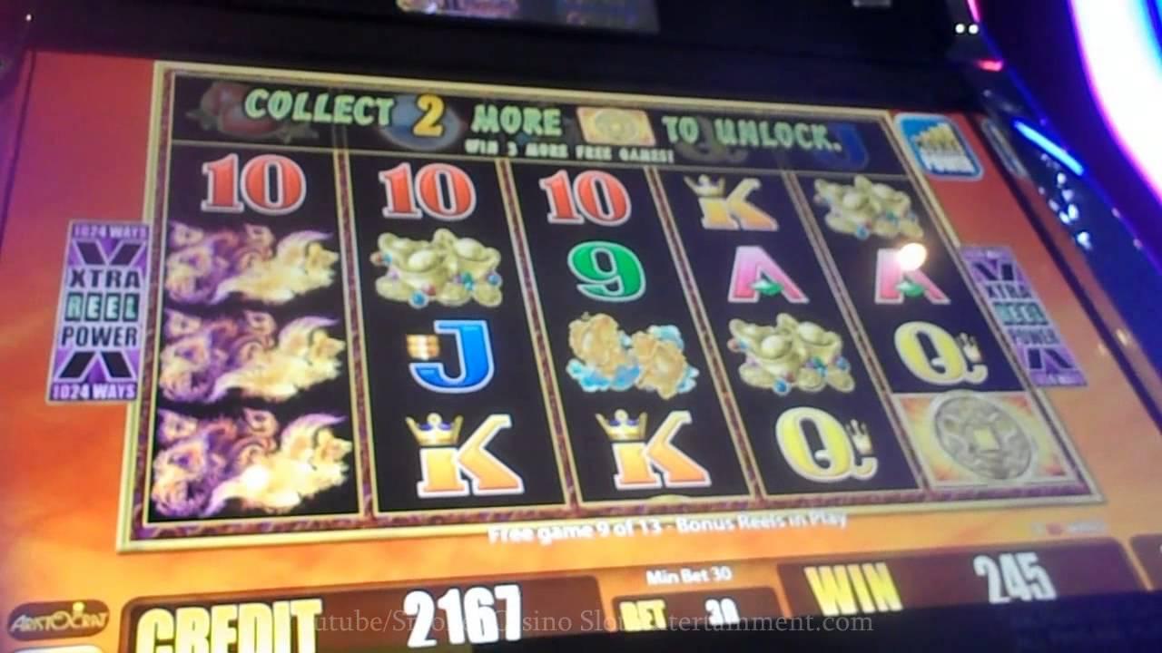 Phoenix Slot Machine