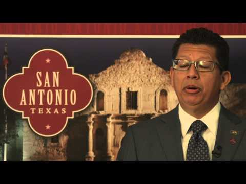 Richard Perez, Greater San Antonio Chamber of Commerce