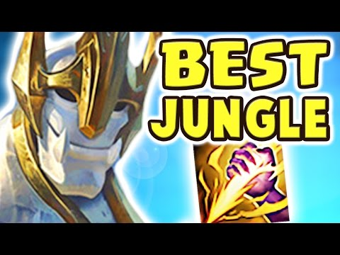 THE BEST JUNGLER EVER | I'VE MADE A HUGE MISTAKE | SUPER TOXIC FULL AP GALIO JUNGLE