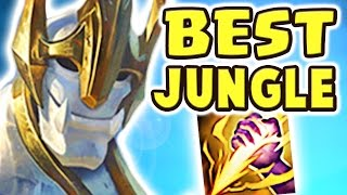 THE BEST JUNGLER EVER | I'VE MADE A HUGE MISTAKE | SUPER TOXIC FULL AP GALIO JUNGLE - Nightblue3