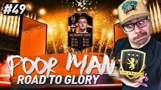 BEST WEEKEND LEAGUE FINISH! SO MANY PACKS and SBCs!!! - POOR MAN RTG #49 - FIFA 19 Ultimate Team