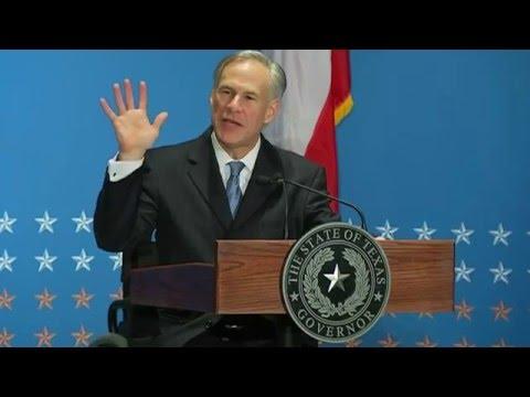 Gov. Abbott Unveils Texas Plan