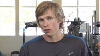 Ryan Hall: Mental Preparation & Visualization