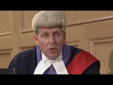 Crown Court Judge