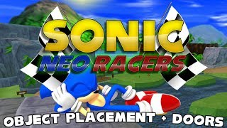 Sonic Neo Racers : Resort Island Progress